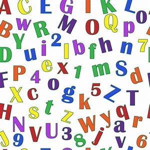 alphabet letters background free stock photo public With abc numbers and letters