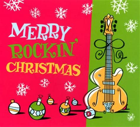 merry rockin christmas various artists songs reviews