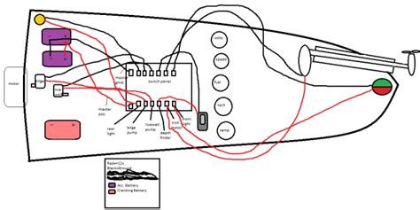 hydrasports 168 vee wiring diagram