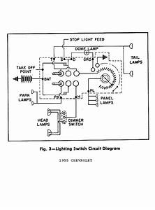Light Switch Wiring Diagram On 59   - The 1947