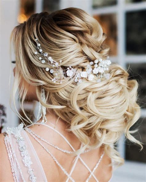 Wedding Hairstyles For by 12 Best Wedding Hairstyles From Elstile Oh Best Day
