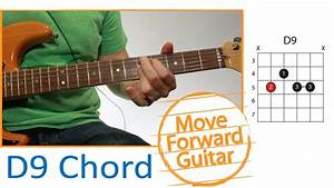 Guitar Chords Chart Images Guitar Chords D9 Part 1 Finger Placement Youtube