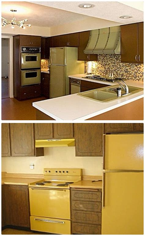 avocado green kitchen avocado green harvest gold appliances blast from the 1396