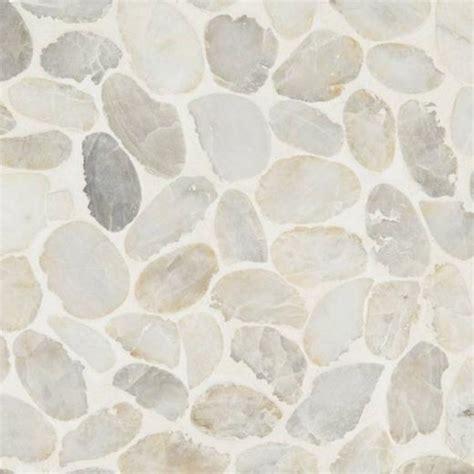 msi dorado pebble tumbled tile backsplash smot peb dorado