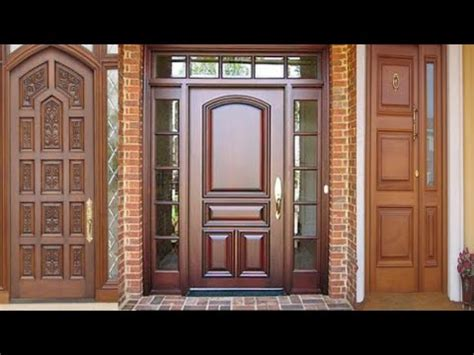 Doors For Home by Top 70 Modern Wooden Door Design Ideas