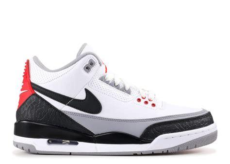 Images Of Air Jordan Shoes Air Jordan 3 Retro Nrg Quot Tinker Quot Air Jordan Aq3835 160 White Black Fire Red Flight Club