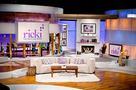 Designing Sets for Oprah, Ellen, Tyra and Now Ricki - The