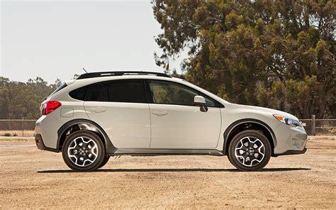 2018 Subaru Xv Crosstrek 20i Premium First Test Photo