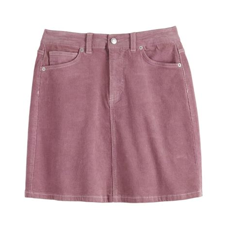 POPSUGAR Corduroy Skirt | POPSUGAR at Kohl's September ...