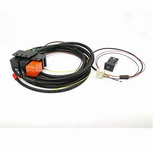 Land Rover Defender Heated Front Windscreen Wiring Kit