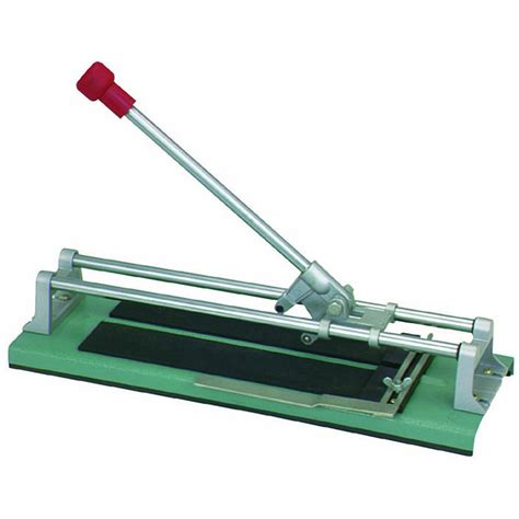 Cutting Glass Tile With Saw by Ceramic Tile Cutter