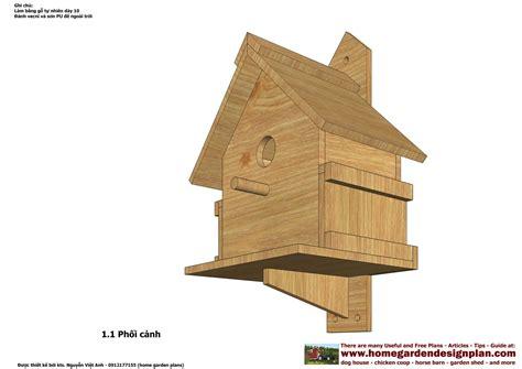 plans woodwork birdhouse plans   diy