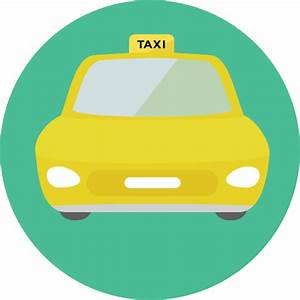 Taxi - Free transport icons