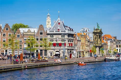 Day Trip to Haarlem, the Capital of North Holland