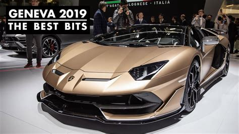Our Top Picks From The 2019 Geneva Motor Show