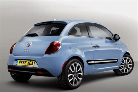 2016 Fiat 500 Gets Rendered  Will Electric Version Be