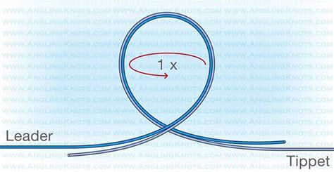video   tie  infinity tippet knot ii