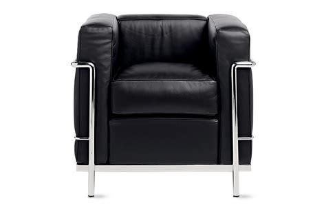lc2 petit modele armchair design within reach