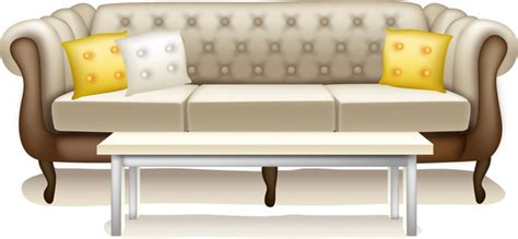 sofa room vector sofa and table in livingroom free vector in adobe