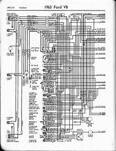 1959 Ford Ranch Wagon Ignition Wiring Diagram