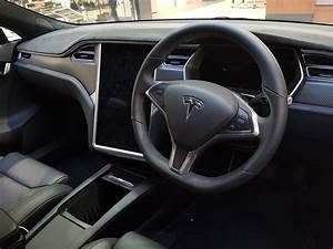 Tesla Model S P100D interior | Great interior, although I'd … | Flickr