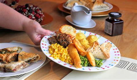 a lovely lidl vegetarian christmas dinner lidlsurprises