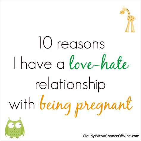 10 Reasons I Have A Love Hate Relationship With Being