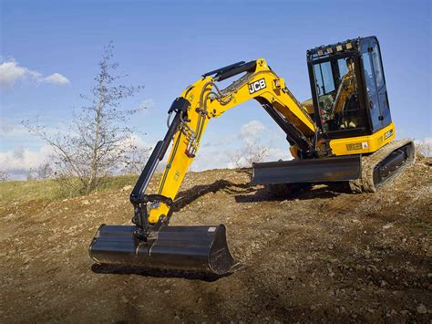 generation mini excavators unveiled compact excavator