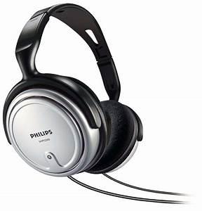 TV headphones SHP2500/00 | Philips  Headphone