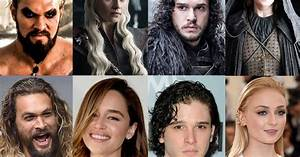 What These Game of Thrones Actors Look Like in Real Life ...