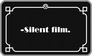 File:Silent film.svg - Wikibooks, open books for an open world
