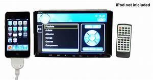 Amazon Com  Pyle Pldn74bti Double Din Tft Touchscreen  7