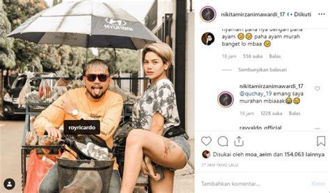 Nikita Mirzani Pamer Paha Seksi Dan Mulus Beri Reaksi Tak