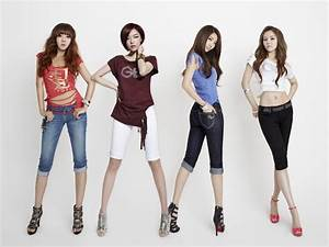 Brown Eyed Girls' JeA, Narsha, and Miryo All Are Free ...