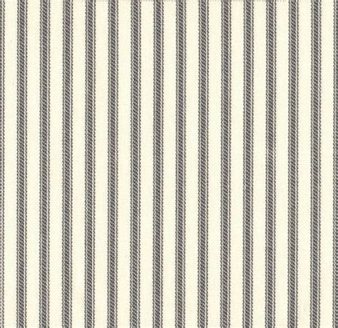 84 quot shower curtain lined brindle gray ticking stripe