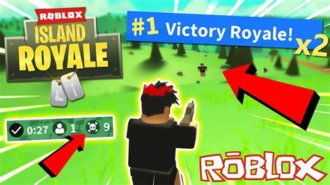victory roblox fortnite island royale