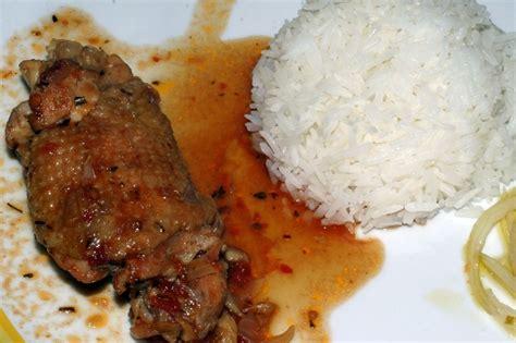cuisine ardechoise ardeche recette le cari poulet au curcuma