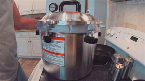 lid stuck pressure cooker