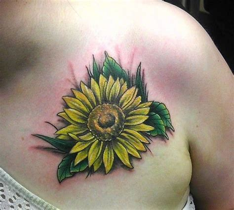 top rated sunflower tattoos wild tattoo art