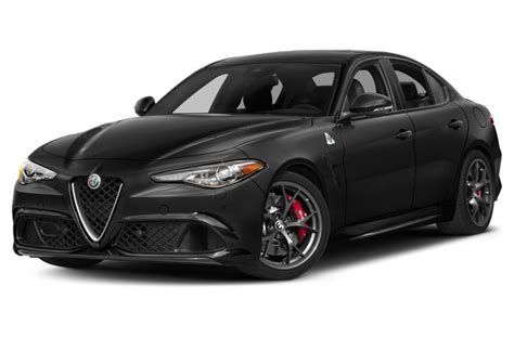 2018 Alfa Romeo Giulia Overview Carscom