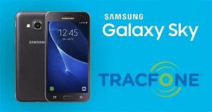 Tracfone Galaxy Sky User Guide And Manual Instructions