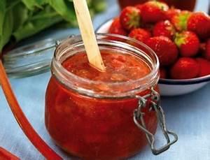 Einkochen Im Dampfgarer : erdbeer rhabarber marmelade aus dem dampfgarer rezept ~ Buech-reservation.com Haus und Dekorationen