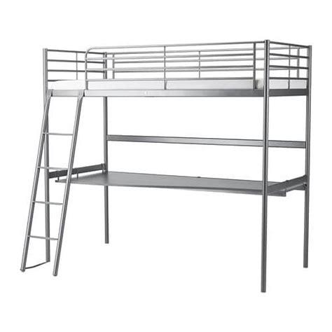 lit mezzanine ikea avec bureau svärta lit mezzanine avec bureau ikea