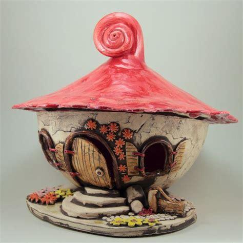 Haus Und Garten 1000 Images About Keramik Fleury Windlicht Wichtelhaus Wind Light On Make