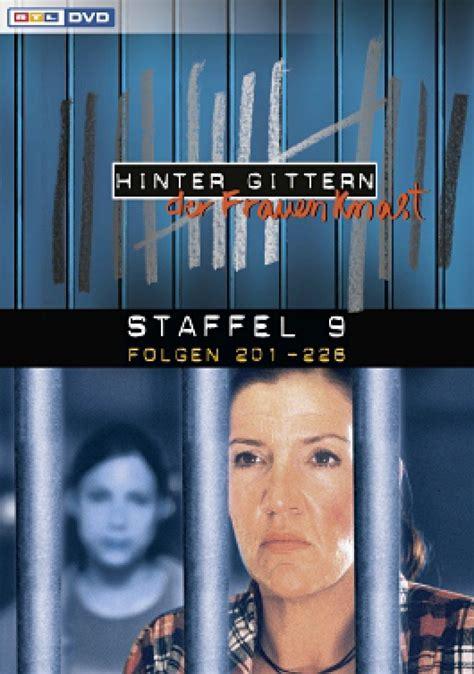 Hinter Gittern  Der Frauenknast  Die Komplette Staffel 9