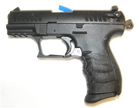 Walther P22 22 Rimfire Pistol (new)  Rare Collectible