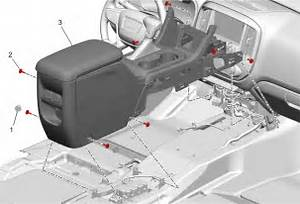 Repair Instructions - Front Floor Console Replacement - 2016 Chevrolet Colorado Pickup