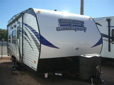 the kitchen sink trailer coachworks sandsport 19ex rvs for in mesa arizona 6080