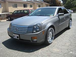 Trendsettr4 2006 Cadillac Cts Specs  Photos  Modification Info At Cardomain