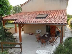 Que Mettre Sur Le Toit D Une Pergola : la couverture de la terrasse plus en d tails guit ~ Melissatoandfro.com Idées de Décoration